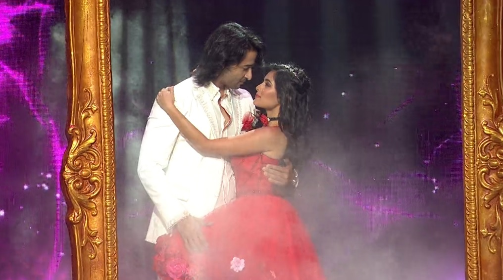 Shaheer Sheikh And Rhea Sharma In Nach Baliye 9