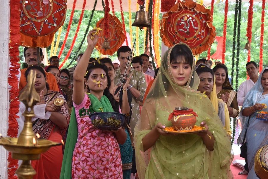 Mohsin Khan Shivangi Joshi In Yeh Rishta Kya Kehlata Hai