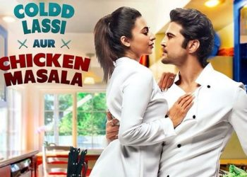 Divyanka Tripathi and Rajeev Khandelwal In Coldd Lassi Aur Chicken Masala
