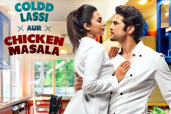 Divyanka Tripathi and Rajeev Khandelwal In Coldd Lassi Aur Chicken Masala