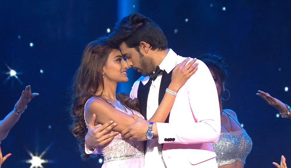 Anurag And Prerna In Nach Baliye 9
