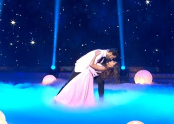 Parth Samthaan And Erica Fernandes In Nach Baliye 9