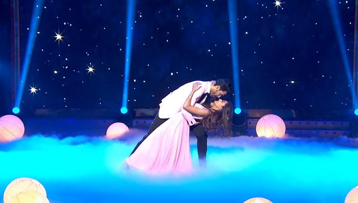 Parth Samthaan And Erica Fernandes In Nach Baliye 9