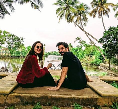 Nakuul Mehta And Jankee Parekh Mehta