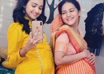 Ashi Singh And Ayesha Kaduskar