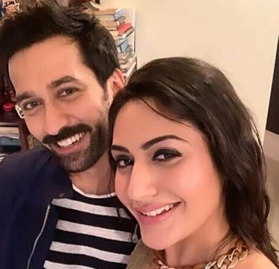 Nakuul Mehta And Surbhi Chandna