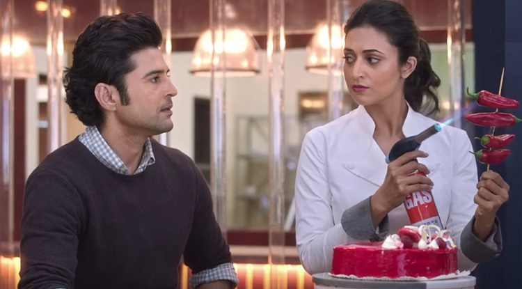 Rajeev Khandelwal And Divyanka Tripathi In Coldd Lassi Aur Chicken Masala