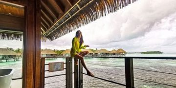 Erica Fernandes In Maldives