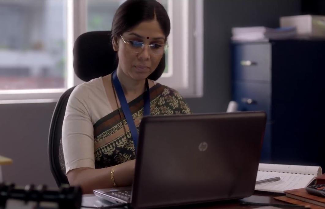 Sakshi Tanwar In Mission Over Mars