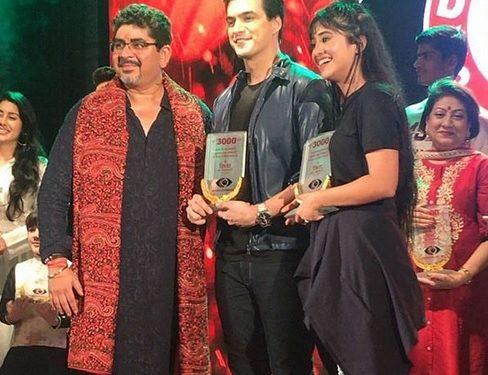 Rajan Shahi, Mohsin Khan And Shivangi Joshi