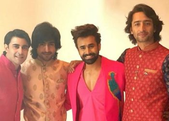 Shaheer Sheikh, Pearl V Puri, Harshad Chopda And Gautam Rode