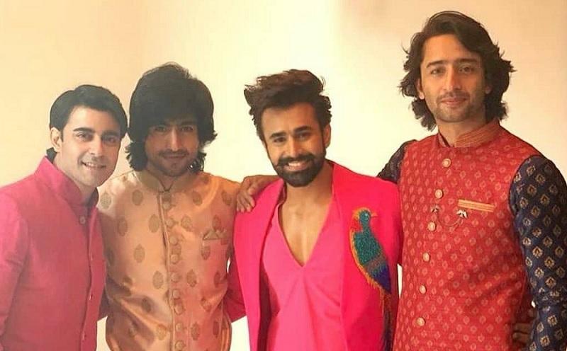 Shaheer Sheikh, Pearl V Puri, Harshad Chopda And Gautam Rode