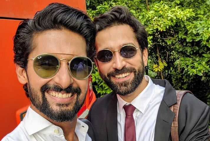 Ravi Dubey And Nakuul Mehta
