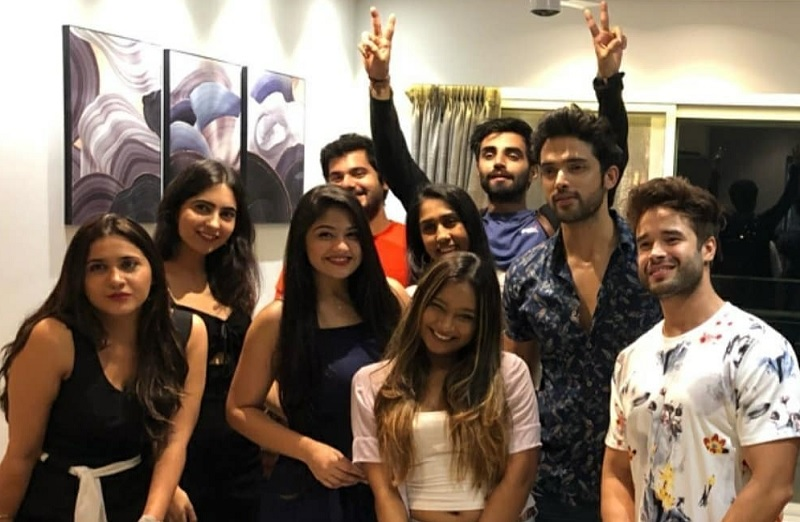 Parth Samthaan's Second House Warming Party