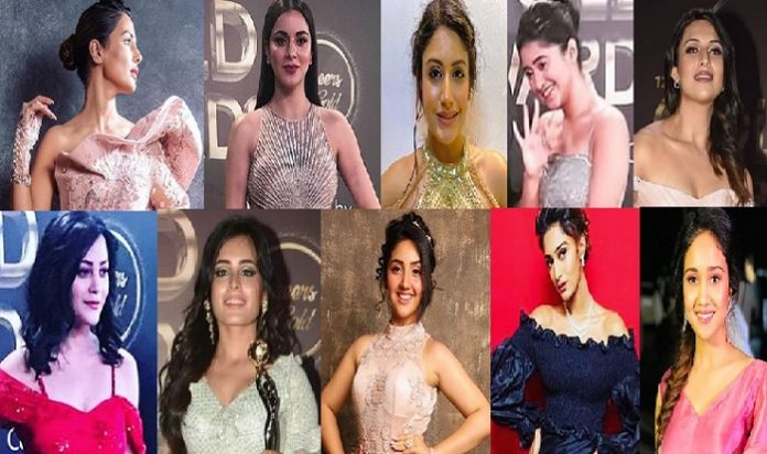 Best Dressed Actresses At Gold Awards 2019