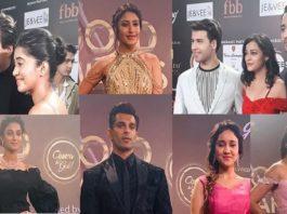 TV Actors At Gold Awards 2019