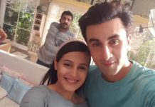 Rhea Sharma And Rabir Kapoor