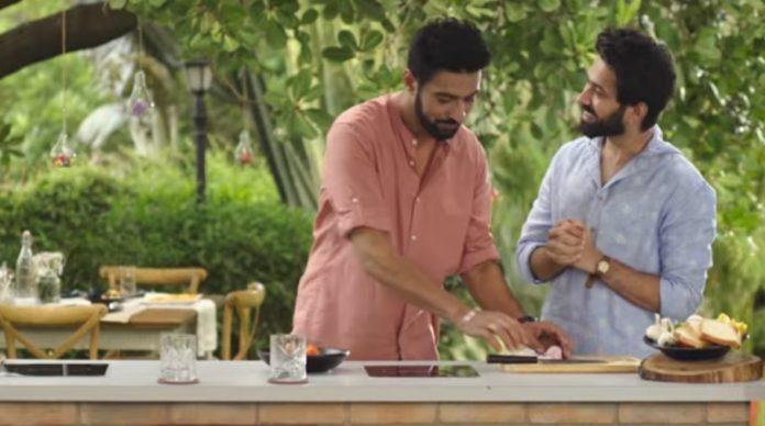 Nakuul Mehta And Ranveer Singh Brar