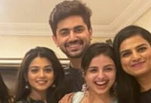 Zain Imam, Shrenu Parikh With Ek Bhram Sarvagun Sampanna Team