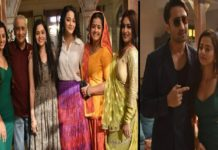 Helly Shah On The Sets Of Yeh Rishtey Hain Pyaar Ke