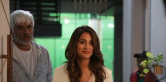 Hina Khan And Vikram Bhatt In Hacked