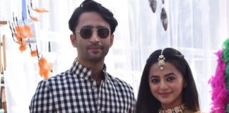 Shaheer Sheikh And Helly Shah