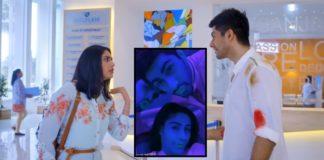 Surbhi Chandna And Namit Khanna