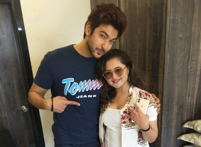 Shivin Narang And Rashmi Desai