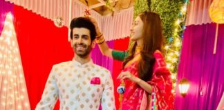 Erica Fernandes And Namik Paul