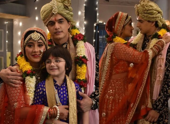 Kartik And Naira In Yeh Rishta Kya Kehlata Hai