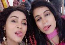 Rhea Sharma And Kaveri Priyam