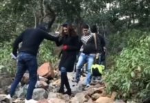 Jennifer Winget And Shivin Narang In Rishikesh