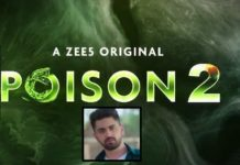 Zain Imam In Poison 2