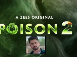 Zain Imam In Poison 2