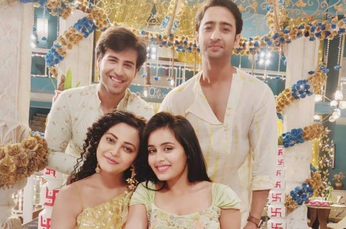 Shaheer Sheikh, Rhea Sharma, Kaveri Priyam, Ritvik Arora In Yeh Rishtey Hain Pyaar Ke