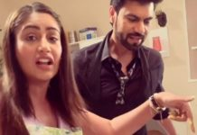 Surbhi Chandna And Gaurav Chopra In Sanjivani