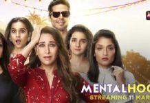 Mentalhood Web Series Starring Karishma Kapoor