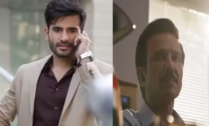 Karan Tacker And Kay Kay Menon In Special Ops