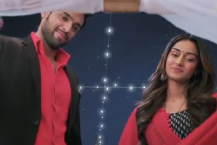 Parth Samthaan And Erica Fernandes In Kasautii Zindagii Kay