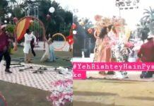 Shaheer Sheikh, Rhea Sharma, Ritvik Arora And Kaveri Priyam In Yeh Rishtey Hain Pyaar Ke