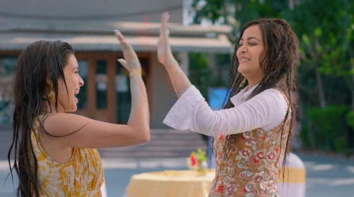 Rhea Sharma And Kaveri Priyam From Yeh Rishtey Hain Pyaar Ke