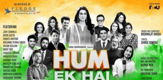 Juhi Chawla, Shaheer Sheikh, Arjun Bijlani Gautam Rode In Music Video