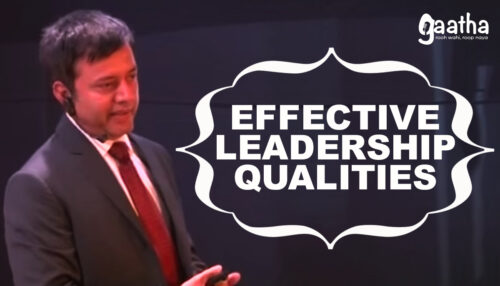 Effective Leadership quality