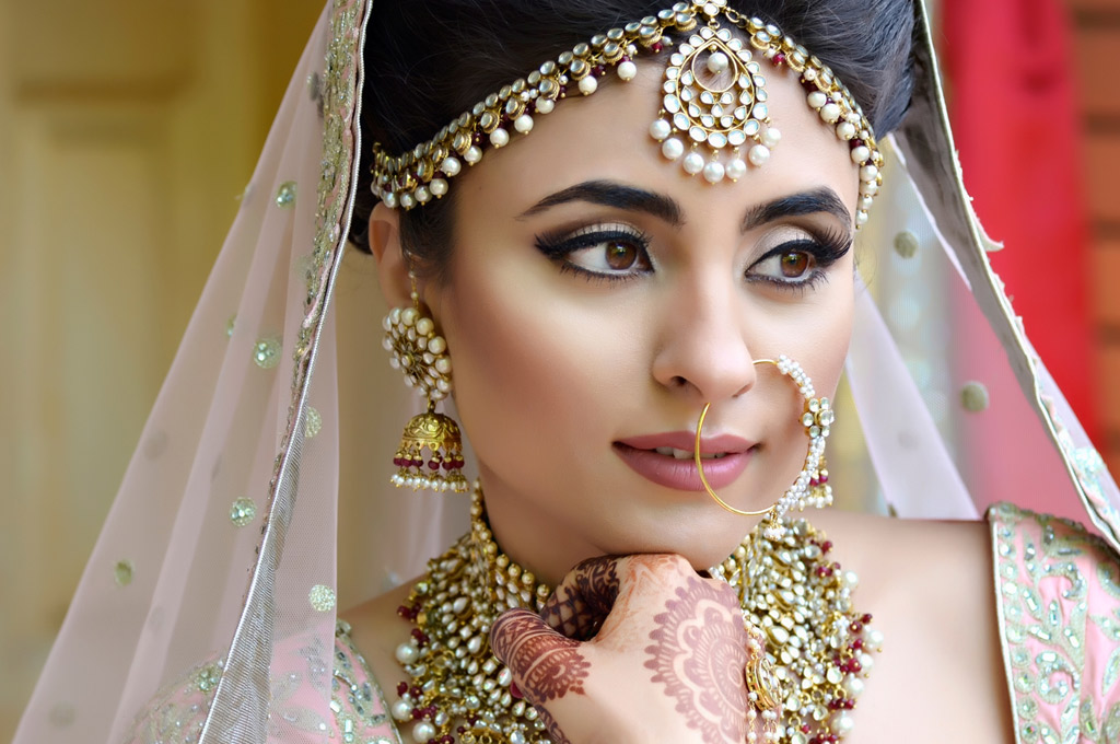 Indian Bridal Pakistani Bride Hair And Makeup Artist Vancouver Mindy