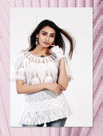 Winter Special Stylish White Top