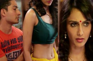 Bhabhi illegal affair romance with Devar