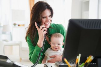 women career and parenting