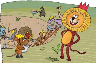 hindi stories for kids pani ki bachat