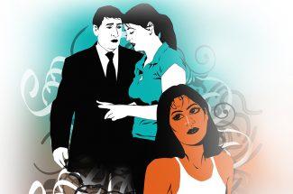hindi story my smart mom