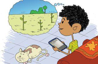hindi stories for kids pariksha ki taiyyari
